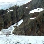 Ushuaia Vinciguerra Glacier Trekking