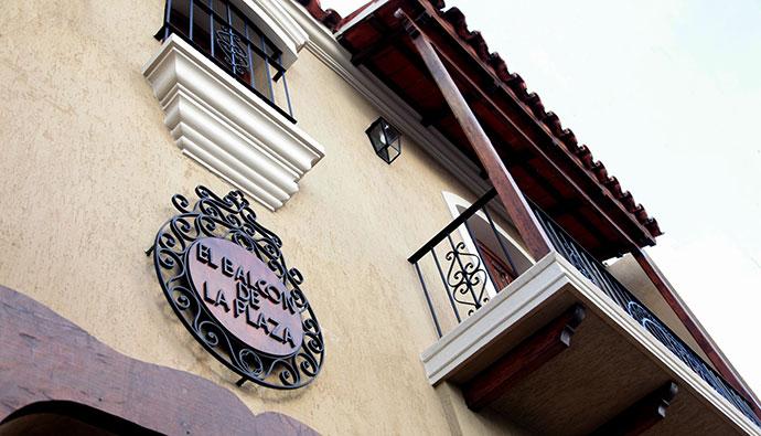 Boutique Hotel Balcon de la PLaza