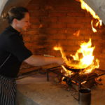 Open fire cooking class in Mendoza