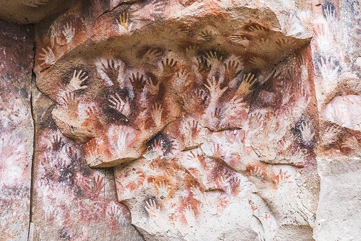 Cueva de las Manos, Santa Cruz.