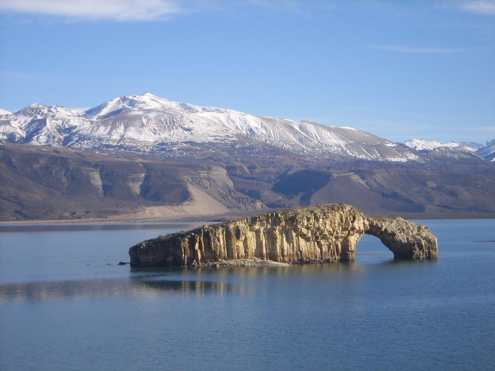 Lago Posadas, Santa Cruz.