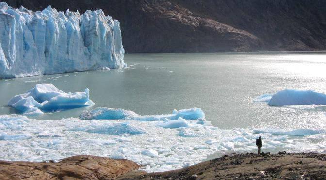 History & Trekking at Viedma Glacier