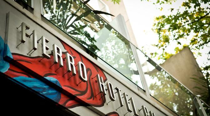 Fierro Hotel Entrance