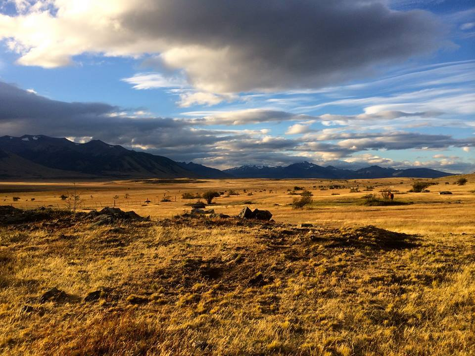 The mighty Patagonian steppe
