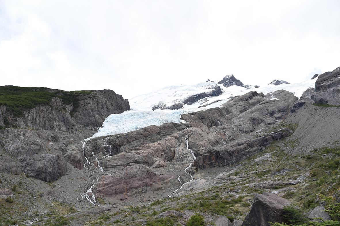Vespignani´s hanging glacier