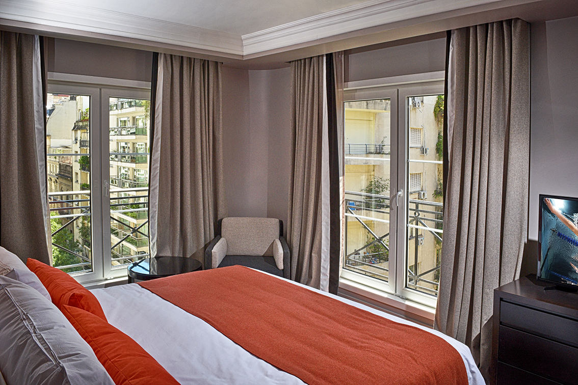 Superior Executive Window_Carles Hotel_Recoleta_Buenos Aires