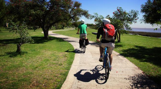 Bike Tour & Kayak in Tigre