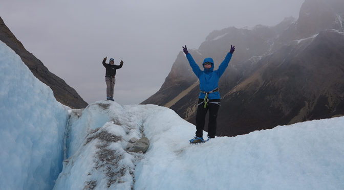 ICE AND ADVENTURE IN PATAGONIA