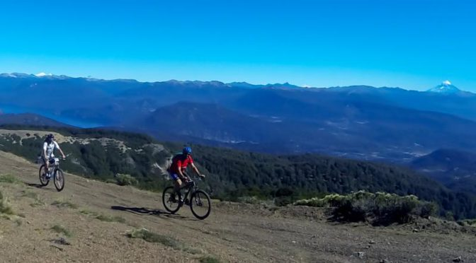 MOUNTAIN BIKING IN THE ANDES
