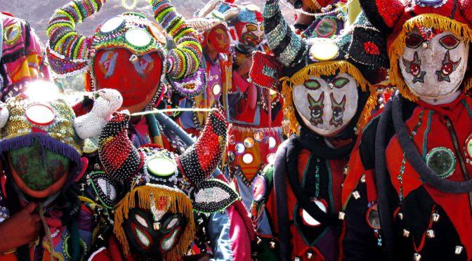 Northern Carnival, an eccentric celebration