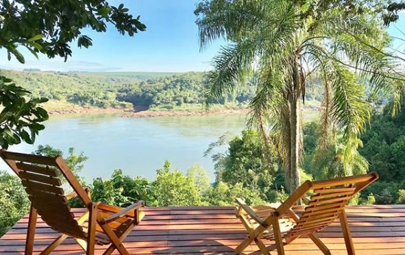BEYOND THE WATERFALLS IN IGUAZÚ