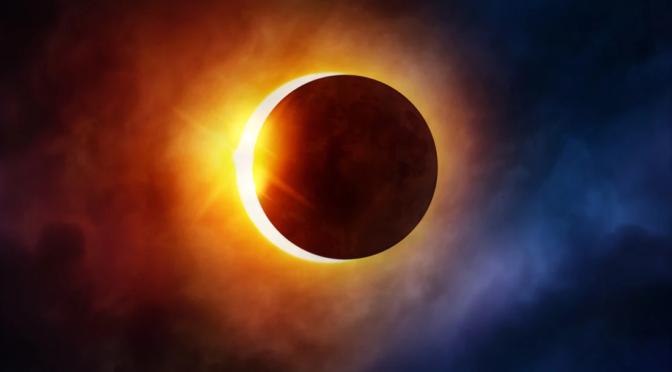 SOLAR ECLIPSE IN BARILOCHE 2020