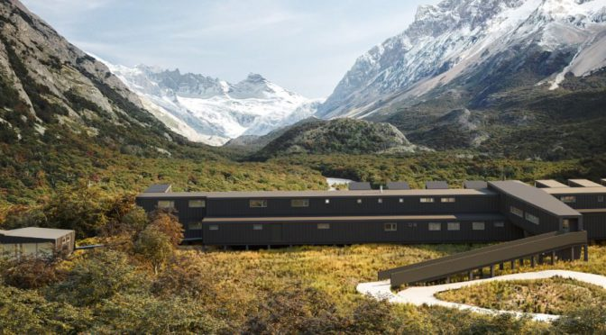 EXPLORA HOTEL IN EL CHALTÉN OPENING SEPTEMBER 2020