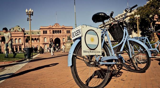 Architecture Bike Tour Buenos Aires
