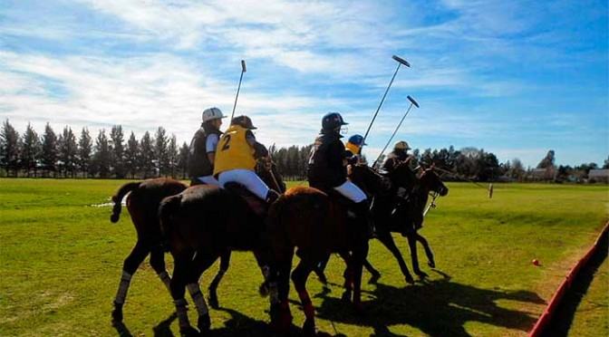 Day of Polo in Buenos Aires