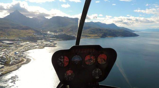 Scenic Flights to Laguna Esmeralda