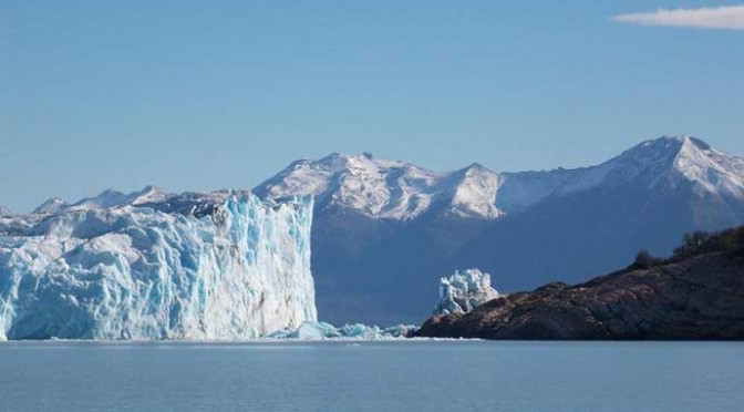 Travel to El Calafate Glaciers and Floes