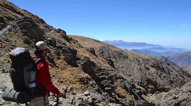 trekking tilcara calilegua